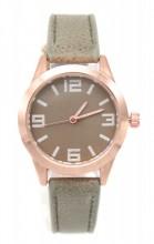 B-B8.3 B442-002 Quartz Watch with PU Strap 32mm Khaki