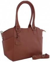 T-K3.2  BAG-788 Luxury Leather Bag 39x24x10cm Pink