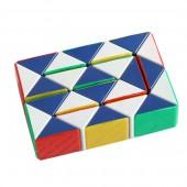 Y-A5.5 T2130-012 Magic Twist - Rainbow - 2x35cm
