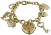 E-E20.4 Watch Metal Chain Gold