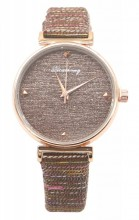 C-A3.3 WA523-017 Quartz Watch Rose Gold with Glitters 32mm