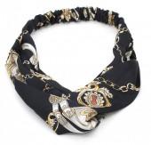 S-C7.4 H305-008 Headband Black