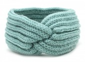 T-A3.1 H401-001F Knitted Headband Blue