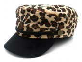 Y-F1.3 HAT503-001E Sailor Cap Leopard
