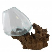P-H4.4 Glass on Wood Medium 30x25