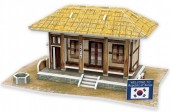 G-A25.1 W3160H 3D Puzzle Thatched House - 35pcs
