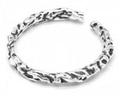 D-B21.3 SR104-049 925S Silver Ring Adjustable