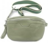 T-N3.2 BAG546-016C PU Bag 23x15x7cm Green