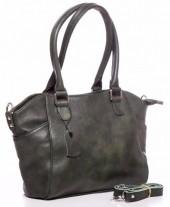 Q-D1.1  BAG-788 Luxury Leather Bag 39x24x10cm Green