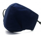 T-I3.1 FM042-015D Fashion Mask with room for filter - Blue
