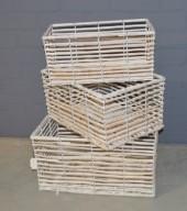 Basket Set 3pcs 40cm - 45cm and 50cm