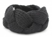 T-E2.1 H401-005A Knitted Headband Black