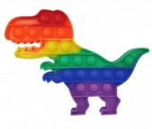T-K8.2 T2106-003 Pop It Dino - Rainbow