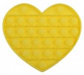 Pop it Heart - Yellow