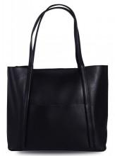 Y-E1.3 BAG417-014A PU Bag Black