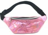 T-E6.1 BAG524-004A Waist Bag Metallic Pink