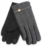 S-B3.5 GLOVE403-006C Gloves for Men Dark Grey