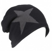 Y-E2.5 Soft Hat with Star Black
