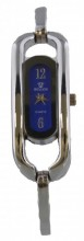 G-E11.6 Quartz Watch Metal Silver-Blue