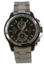 D-B20.5  Quartz Watch Metal 40mm Silver
