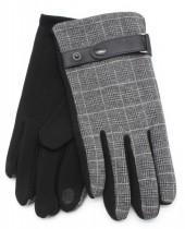 S-C3.2 GLOVE403-008A Gloves for Men Grey