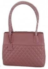 T-H1.2 BAG-1017 Luxury Leather Bag 40x27x11cm Pink
