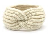 R-B3.1 H401-001L Knitted Headband Beige